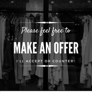 Other - All offers will be considered!